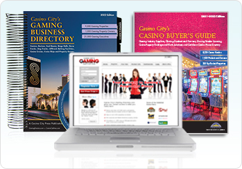 Save 50% when you buy three Casino City gaming directories